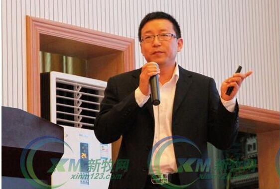 江苏牧羊集团有限公司营销总裁刘春海